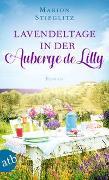 Cover-Bild zu Lavendeltage in der Auberge de Lilly von Stieglitz, Marion
