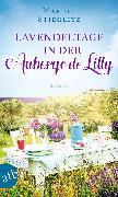 Cover-Bild zu Lavendeltage in der Auberge de Lilly (eBook) von Stieglitz, Marion