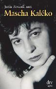 Cover-Bild zu Mascha Kaléko von Rosenkranz, Jutta
