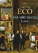 Cover-Bild zu Die unendliche Liste von Eco, Umberto