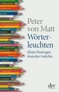 Cover-Bild zu Wörterleuchten von Matt, Peter von