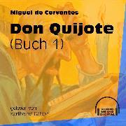Cover-Bild zu Don Quijote, Buch 1 (Ungekürzt) (Audio Download) von Cervantes, Miguel de