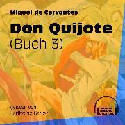 Cover-Bild zu Don Quijote, Buch 3 (Ungekürzt) (Audio Download) von Cervantes, Miguel de