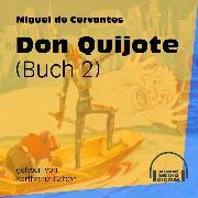 Cover-Bild zu Don Quijote, Buch 2 (Ungekürzt) (Audio Download) von Cervantes, Miguel de
