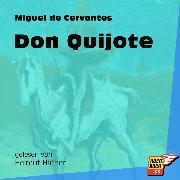 Cover-Bild zu Don Quijote (Gekürzt) (Audio Download) von Cervantes, Miguel de