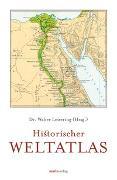 Cover-Bild zu Historischer Weltatlas von Leisering, Dr. Walter (Hrsg.)