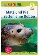 Cover-Bild zu SUPERLESER! Mats und Pia retten eine Robbe