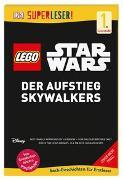 Cover-Bild zu SUPERLESER! LEGO® Star Wars? Der Aufstieg Skywalkers