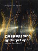 Cover-Bild zu Disappearing Architecture (eBook) von Flachbart, Georg (Hrsg.)