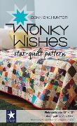 Cover-Bild zu Wonky Wishes Star-Quilt Pattern (eBook) von Hunter, Bonnie K.