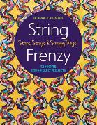 Cover-Bild zu String Frenzy (eBook) von Hunter, Bonnie