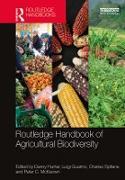 Cover-Bild zu Routledge Handbook of Agricultural Biodiversity (eBook) von Hunter, Danny (Hrsg.)