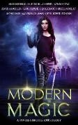 Cover-Bild zu Modern Magic: An Urban Fantasy Anthology (eBook) von Easterling, Aimee