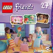 Cover-Bild zu LEGO Friends: Folgen 42-44: Das Familienerbstück (Audio Download) von Pappert, Christine (Gelesen)