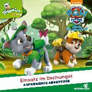 Cover-Bild zu PAW Patrol Folgen 61-64: Einsatz im Dschungel (Audio Download) von Diakow, Tobias (Gelesen)