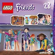 Cover-Bild zu LEGO Friends: Folgen 45-47: Die Brosche (Audio Download) von Pappert, Christine (Gelesen)