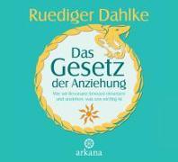 Cover-Bild zu Das Gesetz der Anziehung von Dahlke, Ruediger