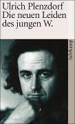 Cover-Bild zu Die neuen Leiden des jungen W von Plenzdorf, Ulrich