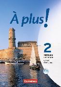 Cover-Bild zu À plus! 2. Carnet d'activités von Jorissen, Catherine