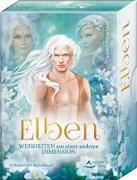 Cover-Bild zu Elben. Weisheiten aus einer anderen Dimension von Fader, Christine Arana