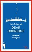 Cover-Bild zu Dear Oxbridge (eBook) von Pollatschek, Nele