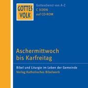 Cover-Bild zu Gottes Volk LJ C3/2016 CD-ROM von Reitz, Gerhard