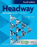 Cover-Bild zu New Headway: Intermediate B1: Workbook + iChecker with Key