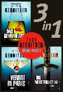 Cover-Bild zu Tess Gerritsen - Krimi-Paket (3in1) (eBook) von Gerritsen, Tess