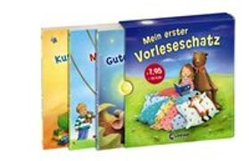 Cover-Bild zu Mein erster Vorleseschatz von Zwerger-Roth, Sarah