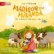 Cover-Bild zu Madison und Miranda - Das Glückskatzen-Geheimnis (Audio Download) von Stohner, Anu