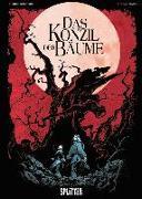 Cover-Bild zu Das Konzil der Bäume von Boisserie, Pierre