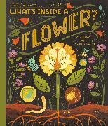 Cover-Bild zu What's Inside A Flower? von Ignotofsky, Rachel