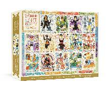 Cover-Bild zu Women in Art Puzzle von Ignotofsky, Rachel
