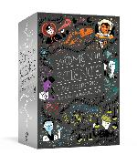 Cover-Bild zu Women in Science: 100 Postcards von Ignotofsky, Rachel