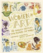 Cover-Bild zu Women in Art von Ignotofsky, Rachel