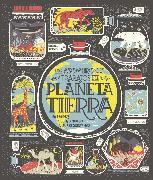 Cover-Bild zu Los asombrosos trabajos del planeta tierra (eBook) von Ignotofsky, Rachel