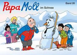 Cover-Bild zu Papa Moll im Schnee von Lendenmann, Jürg