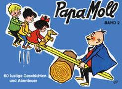 Cover-Bild zu Papa Moll Band 2, blau von Oppenheim, Rachela + Roy