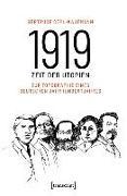 Cover-Bild zu 1919 - Zeit der Utopien (eBook) von Cepl-Kaufmann, Gertrude