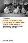 Cover-Bild zu Selbstverwaltung zwischen Management und »Communauté« (eBook) von Beckmann, Jens