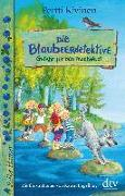 Cover-Bild zu Die Blaubeerdetektive (1) Gefahr für den Inselwald! von Kivinen, Pertti