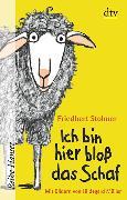 Cover-Bild zu Ich bin hier bloß das Schaf von Stohner, Friedbert