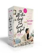 Cover-Bild zu The To All the Boys I've Loved Before Paperback Collection von Han, Jenny
