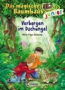 Cover-Bild zu Das magische Baumhaus junior 6 - Verborgen im Dschungel von Pope Osborne, Mary