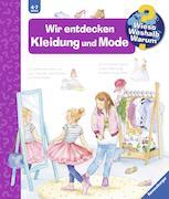 Cover-Bild zu Wir entdecken Kleidung und Mode von Erne, Andrea