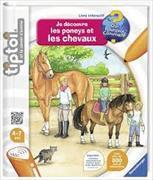 Cover-Bild zu Je découvre les poneys et les chevaux