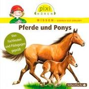 Cover-Bild zu Pferde und Ponys von Schepmann, Philipp (Gelesen)