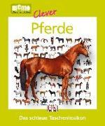 Cover-Bild zu memo Clever. Pferde