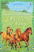 Cover-Bild zu Erkennen und Benennen: Pferde und Ponys von Khan, Sarah