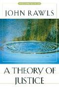 Cover-Bild zu Rawls, John: A Theory of Justice